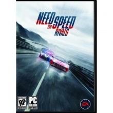 極速快感:生存競速 Need For Speed Rivals EA Origin 序號卡