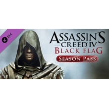 刺客教條4:黑旗 季節包 DLC Assassin's Creed IV Black Flag - Season Pass