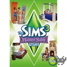 模擬市民3 資料片 The Sims 3: Master Suite Stuff EA Origin  序號卡