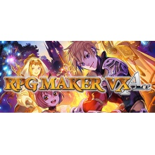 RPG 遊戲製作大師 RPG Maker VX Ace